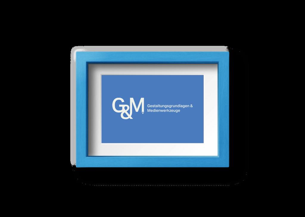 Wortmarke im Rahmen GuM Hendrik Oberdorf