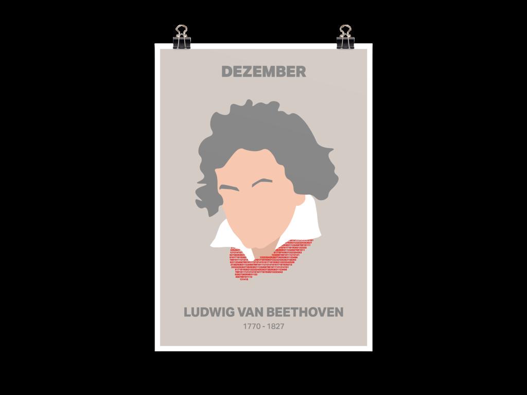 Menschen der Geschichte Ludwig Van Beethoven