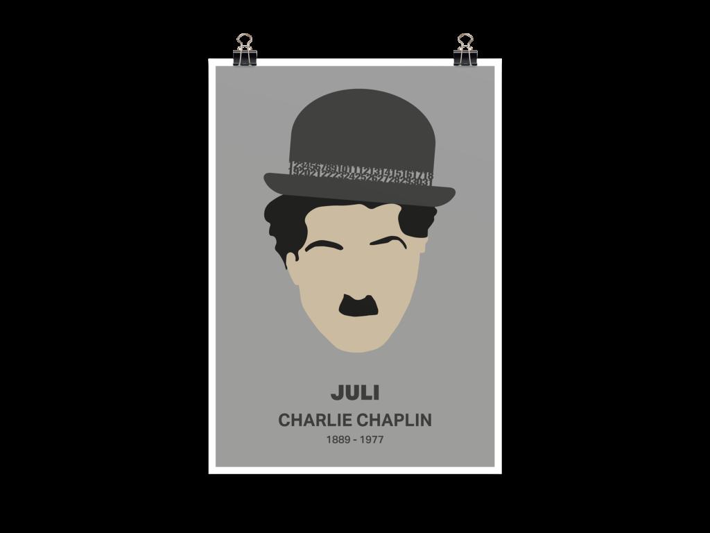 Menschen der Geschichte Charlie Chaplin