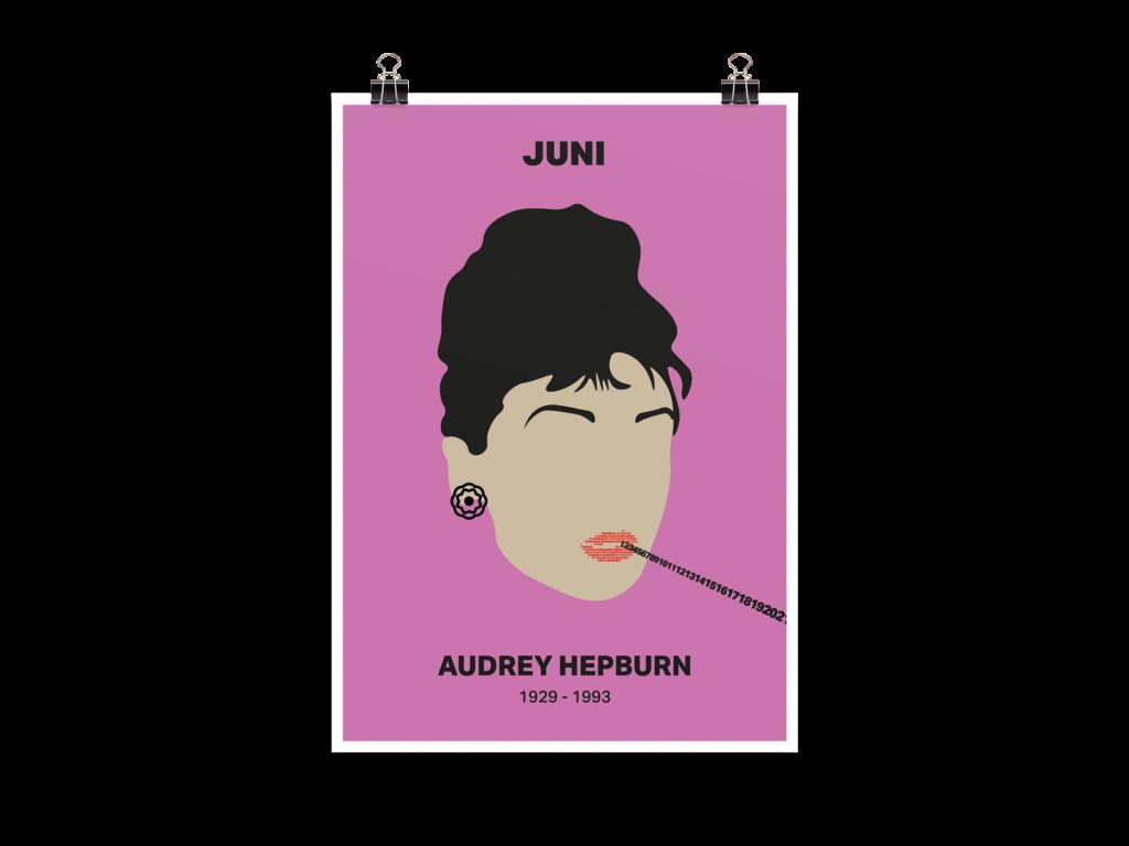 Menschen der Geschichte Audrey Hepburn