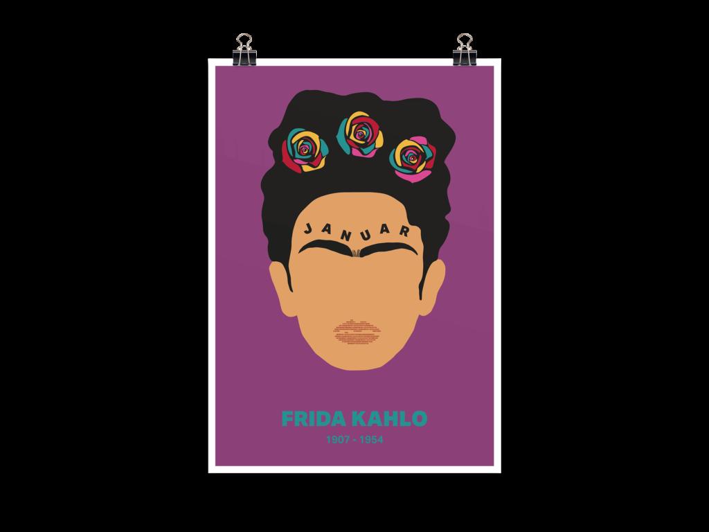 Menschen der Geschichte Frida Kahlo