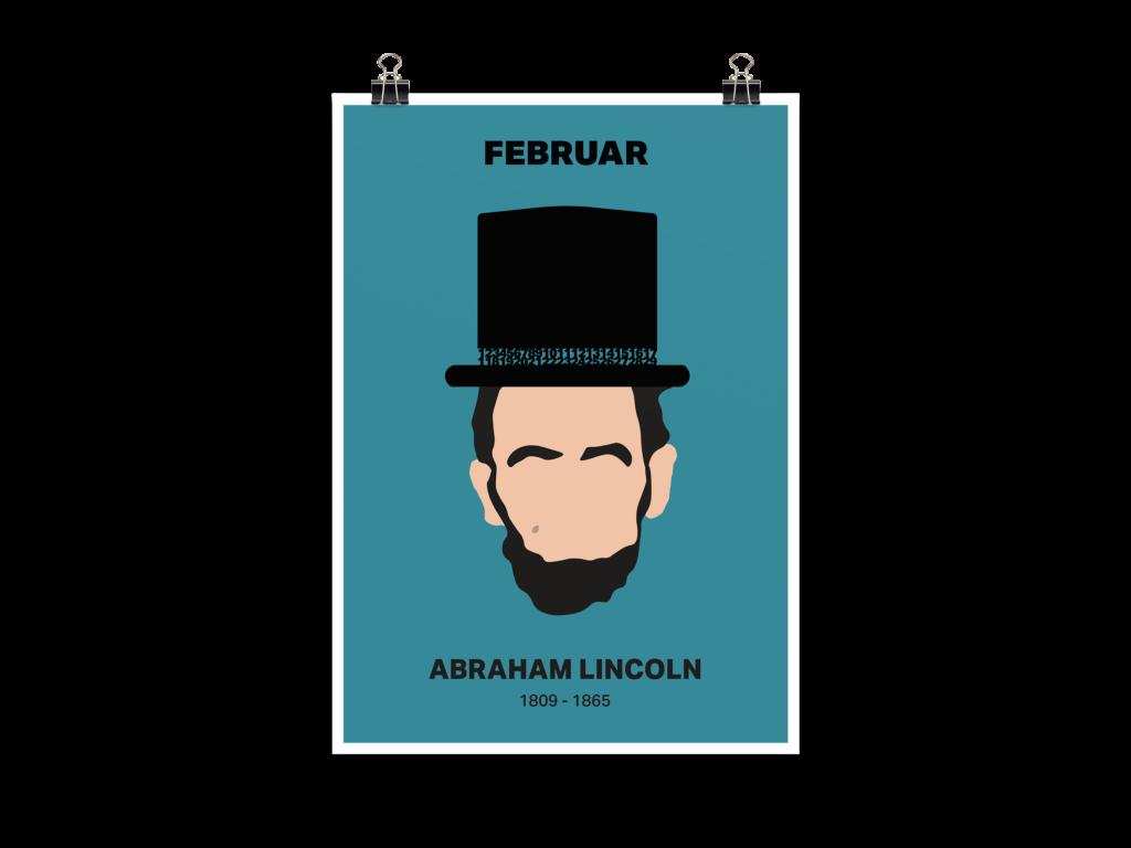 Menschen der Geschichte Abraham Lincoln