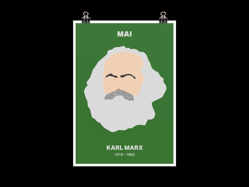 Menschen der Geschichte Karl Marx